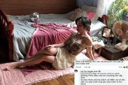 Khoe ảnh sống ảo, bà Tưng bị mỉa mai ở phòng như chuồng lợn