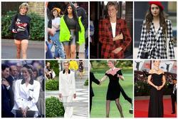 Thời trang Công nương Diana vẫn 'hot hòn họt' tới tận ngày nay
