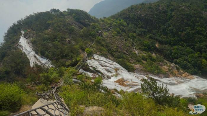 Thác nước cao nhất Trung Quốc xuất hiện trở lại sau 60 năm khô cạn-8
