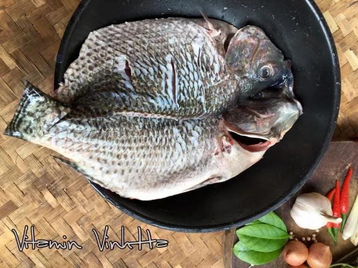 Nghỉ lễ vào bếp làm món cá nướng kiểu Lào, cả nhà thích mê-2