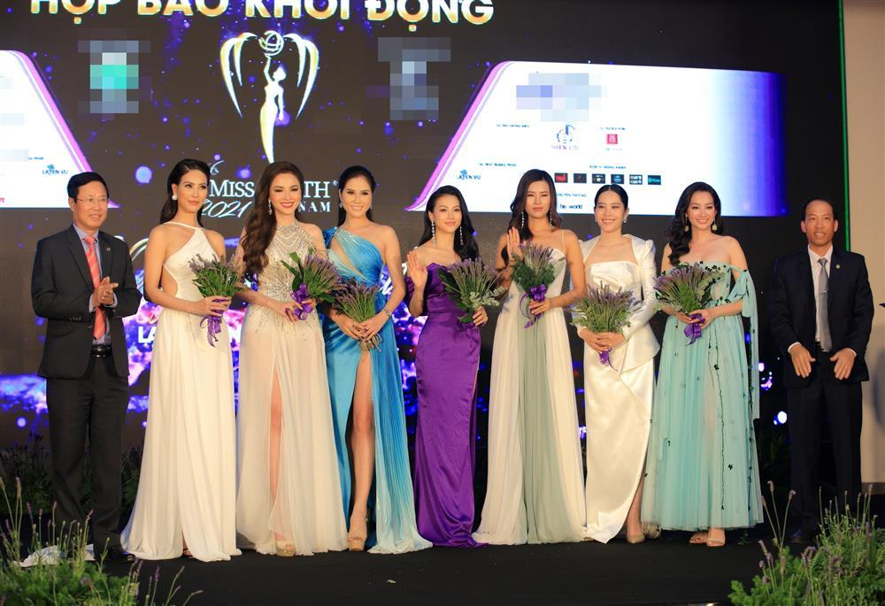 Hoa hậu Trái đất Phương Khánh như cô bé đi lạc giữa rừng mỹ nhân-2