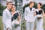 Lộ clip hậu trường ảnh cưới đẹp xỉu của Bình An và Phương Nga