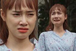 Nhã Phương bất ngờ nhận mưa lời khen sau cảnh khóc ở 'Cây Táo Nở Hoa',