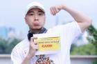 Vác chân bị thương tham dự Running Man, Karik khẳng định: 'Một khi thích thì liều lắm'