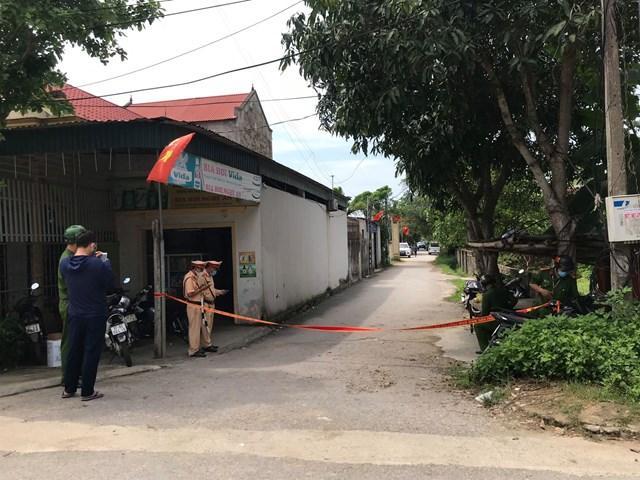Vụ nổ súng khiến 2 người tử vong ở Nghệ An: Nghi phạm khai gì?-3