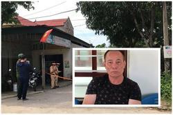 Vụ nổ súng khiến 2 người tử vong ở Nghệ An: Nghi phạm khai gì?