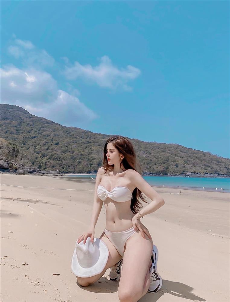 Vợ hot girl công khai ảnh nóng rẫy hậu chia tay Huy Cung-1