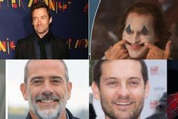 8 sao Hollywood 'thời trẻ đẹp trai, về già quyến rũ'