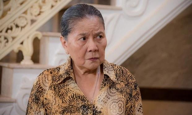 NSƯT Lê Thiện - người bà trong loạt phim nổi tiếng Việt Nam bị ngã nứt xương-3