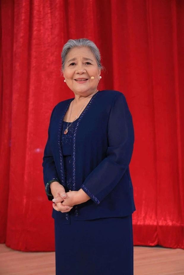 NSƯT Lê Thiện - người bà trong loạt phim nổi tiếng Việt Nam bị ngã nứt xương-4