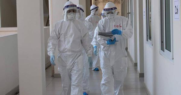 Chuyên gia Trung Quốc dương tính với SARS-CoV-2, Bắc Giang phát thông báo khẩn tìm F1-1