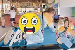 Trần Đức Bo uốn éo trên bàn, show vòng 3 cực sốc trước ống kính