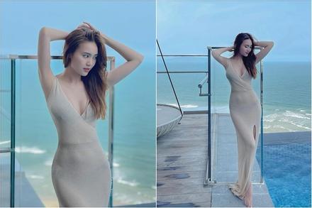 Ninh Dương Lan Ngọc diện đầm xuyên thấu nội y mà không hề bị fan chê phản cảm
