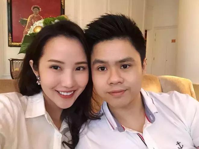 Chẳng thèm che chắn nữa, vợ Phan Thành lộ diện với bụng bầu tròn vo?-1