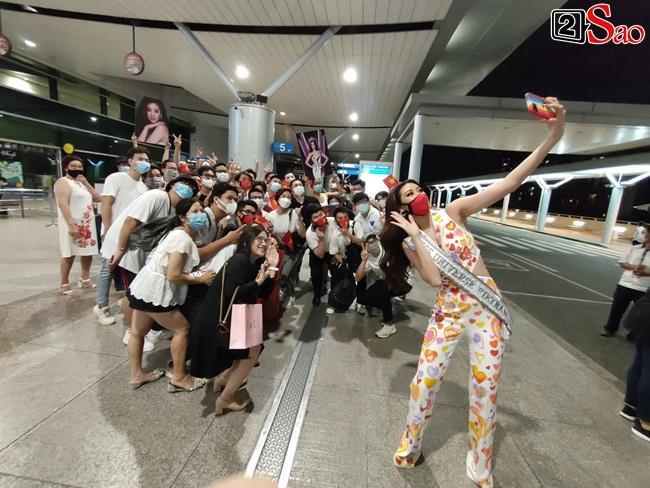 Khánh Vân ghi điểm tuyệt đối khi lên đường thi Miss Universe 2020-6