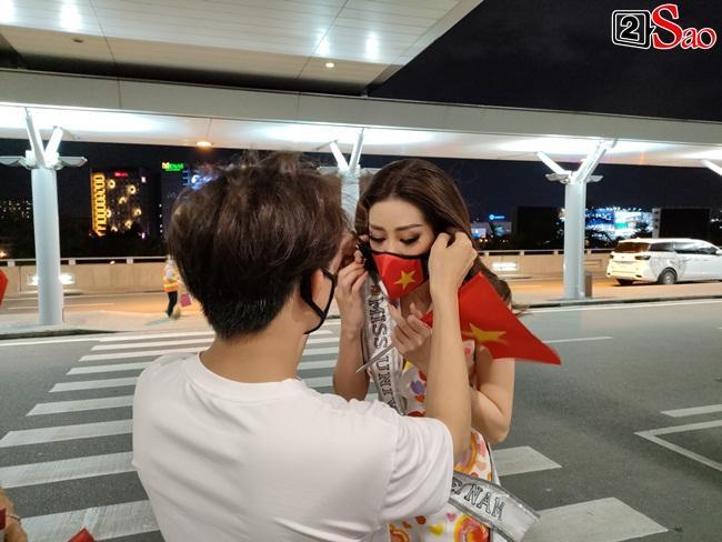 Khánh Vân ghi điểm tuyệt đối khi lên đường thi Miss Universe 2020-8