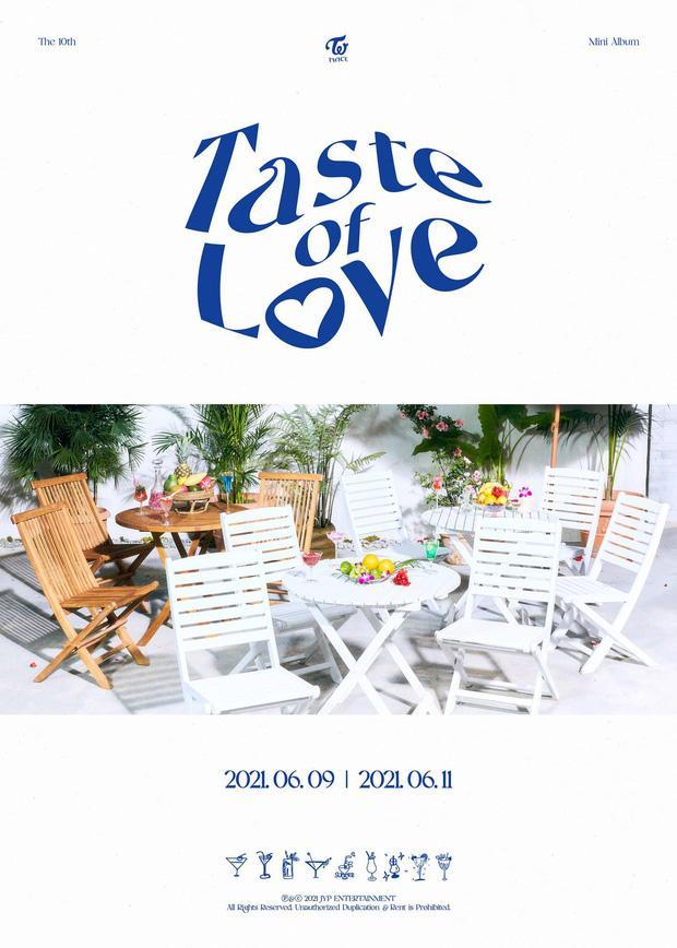 TWICE ấn định tận 2 ngày comeback nhưng teaser nhìn tưởng menu quán nước-1
