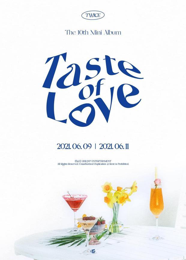 TWICE ấn định tận 2 ngày comeback nhưng teaser nhìn tưởng menu quán nước-3