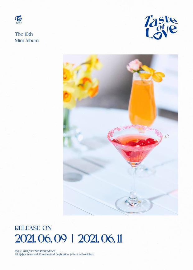 TWICE ấn định tận 2 ngày comeback nhưng teaser nhìn tưởng menu quán nước-4