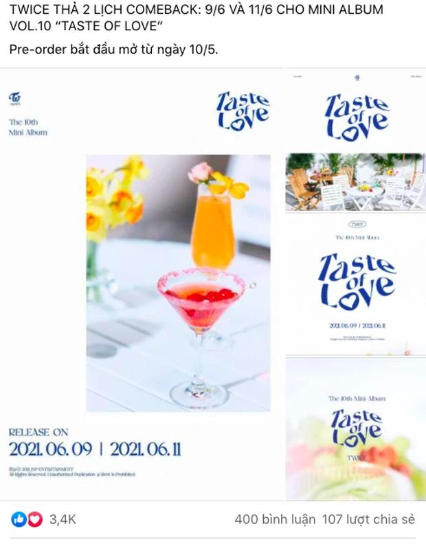 TWICE ấn định tận 2 ngày comeback nhưng teaser nhìn tưởng menu quán nước-5
