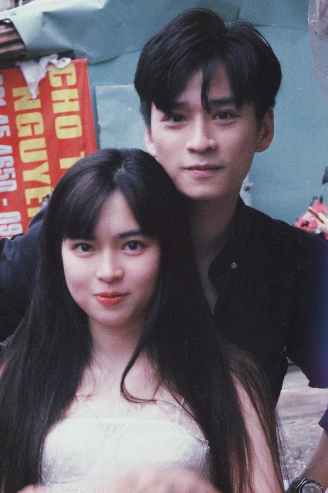 Khánh Vân - Trần Nghĩa tung bộ ảnh film tình hơn cái bình-6