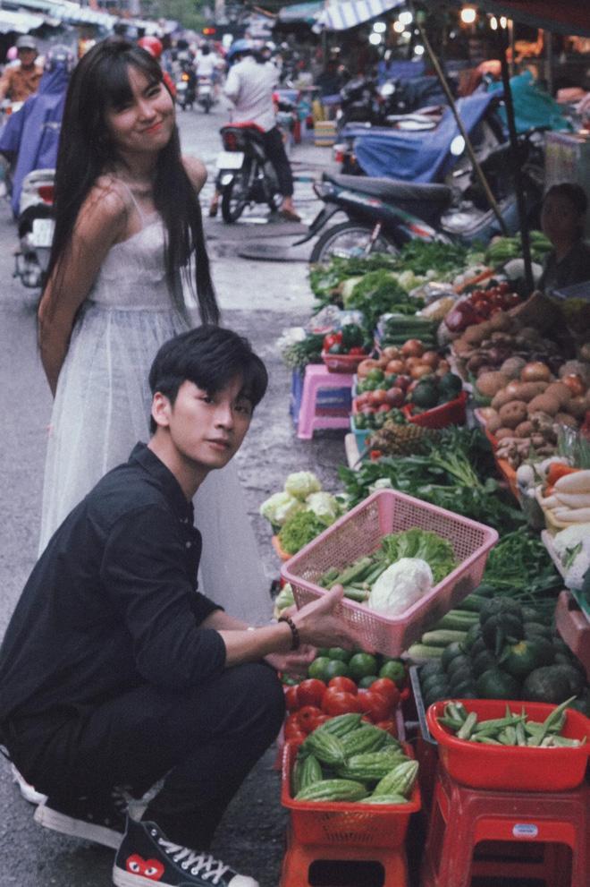 Khánh Vân - Trần Nghĩa tung bộ ảnh film tình hơn cái bình-8