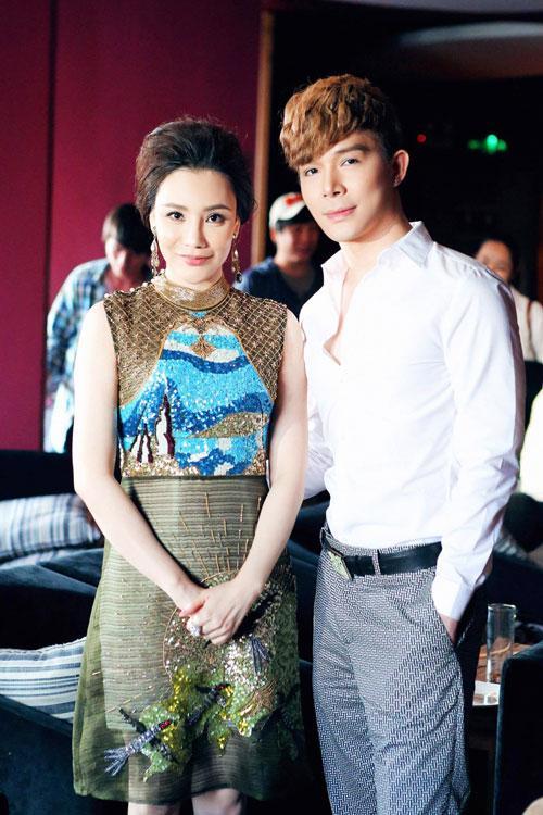 Nathan Lee - Hồ Quỳnh Hương hát bản opera kinh điển, khiến fan nổi hết da gà-1