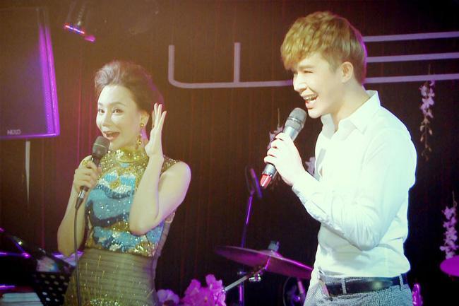 Nathan Lee - Hồ Quỳnh Hương hát bản opera kinh điển, khiến fan nổi hết da gà-2