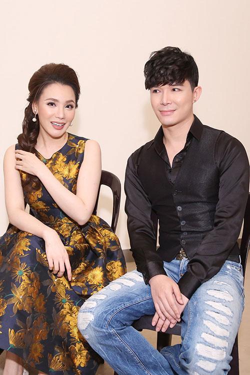 Nathan Lee - Hồ Quỳnh Hương hát bản opera kinh điển, khiến fan nổi hết da gà-4