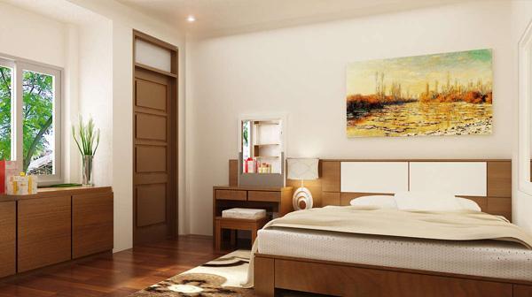 4 lưu ý về phong thủy khi bố trí giường ngủ để tiền vào như nước, gia đạo ấm êm-1