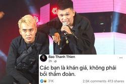 Thấy B Ray bênh vực Đạt G, netizen phán: 'Sống lỗi như nhau nên bênh là đúng rồi'
