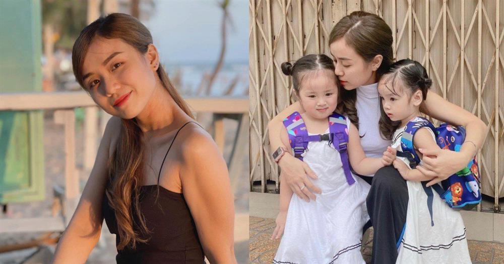 Ngoại hình 2 con của vợ cũ Hoài Lâm - người yêu mới Đạt G-4