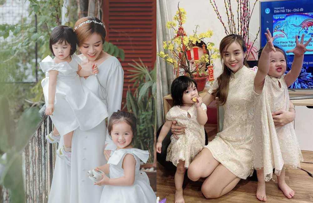 Ngoại hình 2 con của vợ cũ Hoài Lâm - người yêu mới Đạt G-5