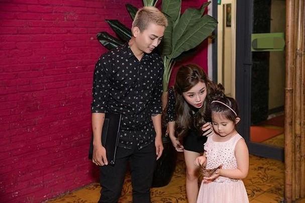 Ngoại hình 2 con của vợ cũ Hoài Lâm - người yêu mới Đạt G-6