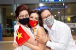 Khánh Vân gặp đối thủ Miss Universe đầu tiên, màn đọ sắc rơi vào bế tắc-8