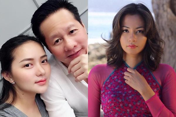 Khỏi cần úp mở, Phan Như Thảo chửi vợ cũ của chồng không tiếc lời-1
