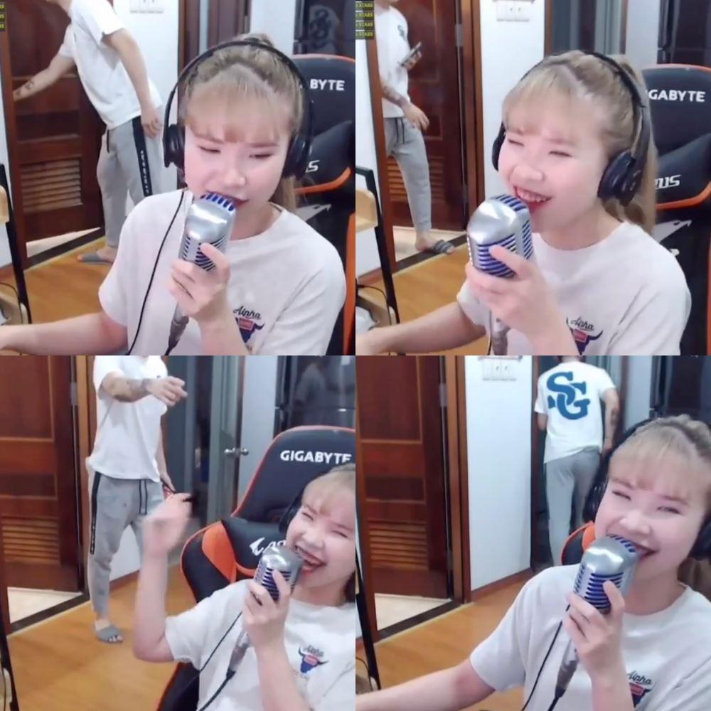 Khởi My mắng yêu Kelvin Khánh trên livestream con này mất nết-1