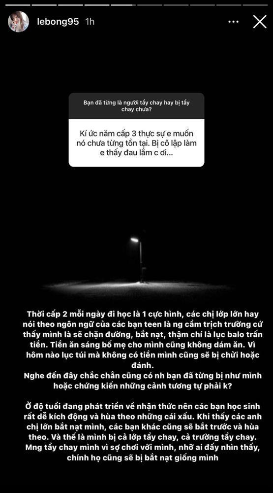 Hot Tiktok 4,3 triệu follow Lê Bống từng rạch tay tự tử vì bị bắt nạt-3