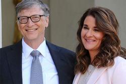 Tỷ phú Bill Gates và vợ ly hôn sau gần 30 năm chung sống
