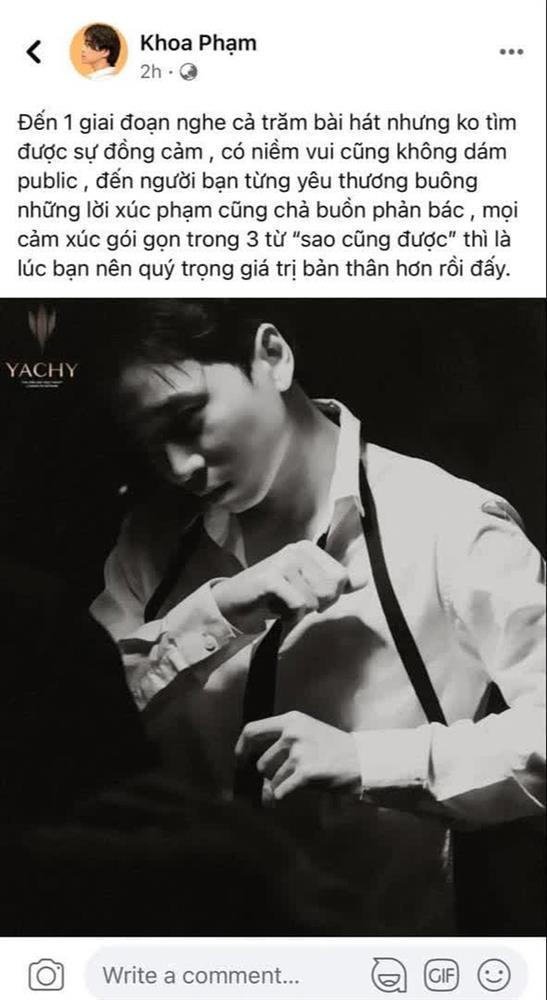 Wowy năn nỉ netizen không chia rẽ tình bạn với Karik bằng những tin đồn vô căn cứ-4