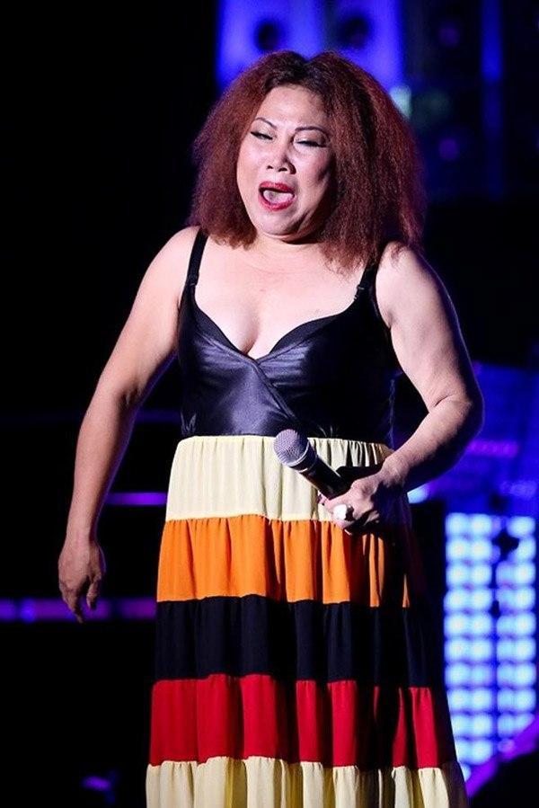 Nữ ca sĩ nặng nhất nhì Việt Nam giờ lột xác thon gọn không ngờ-3