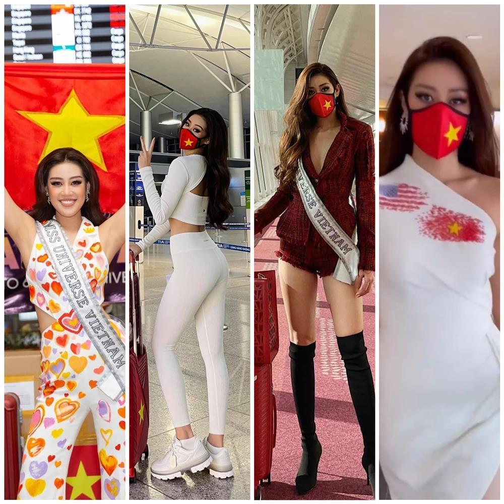 Khánh Vân gặp đối thủ Miss Universe đầu tiên, màn đọ sắc rơi vào bế tắc-7