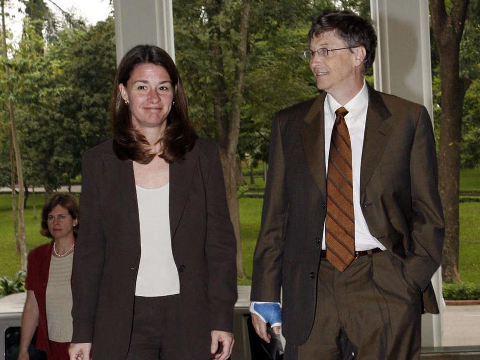 3 thập kỷ bên nhau của vợ chồng Bill Gates: Chủ tịch và nhân viên chia tay trong tiếc nuối-2