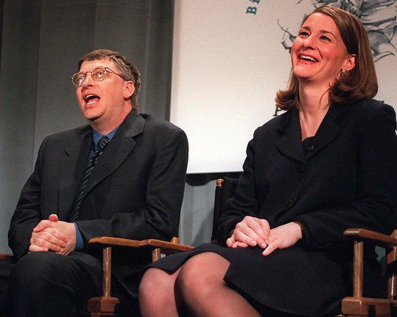 3 thập kỷ bên nhau của vợ chồng Bill Gates: Chủ tịch và nhân viên chia tay trong tiếc nuối-5