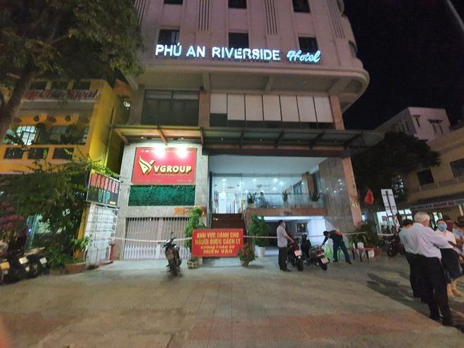 Đà Nẵng: Thêm 1 nữ nhân viên khu massage dương tính Covid-19-1
