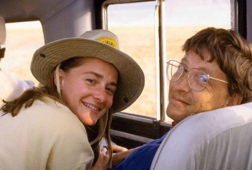 Chân dung người vợ kín tiếng của tỷ phú Bill Gates-2
