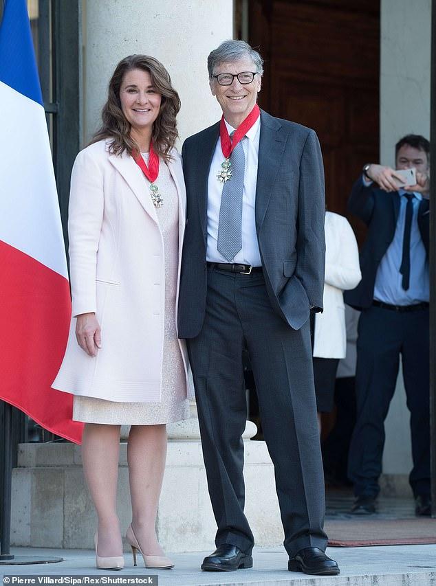 Chân dung người vợ kín tiếng của tỷ phú Bill Gates-6
