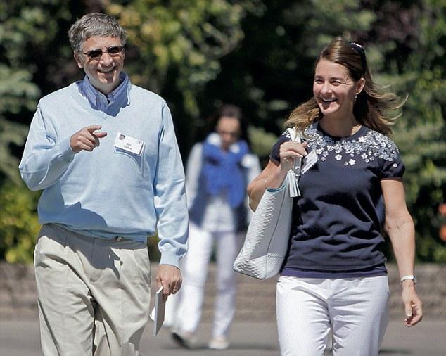 Chân dung người vợ kín tiếng của tỷ phú Bill Gates-9
