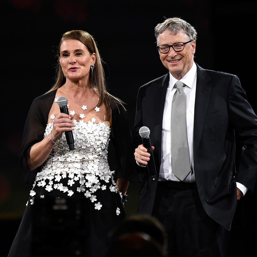 Chân dung người vợ kín tiếng của tỷ phú Bill Gates-7
