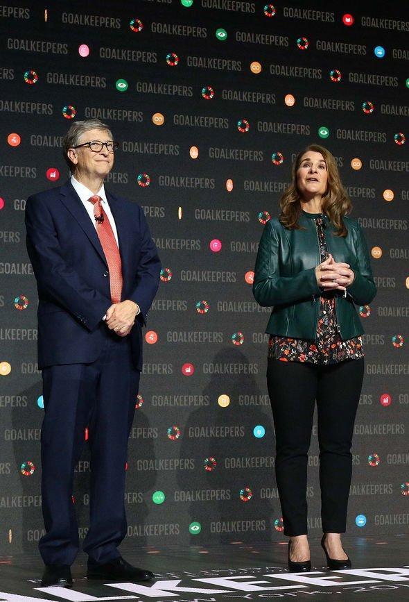 Chân dung người vợ kín tiếng của tỷ phú Bill Gates-8
